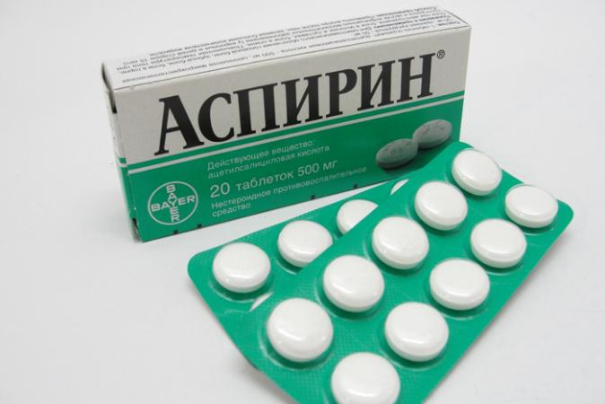 Помогает ли аспирин от рака?