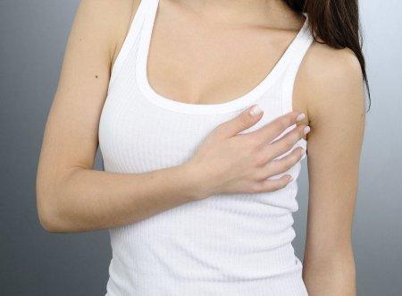 Ранняя беременность снижает риск рака груди
