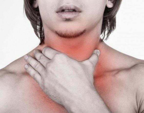 Увеличенные гланды могут оказаться симптомом рака