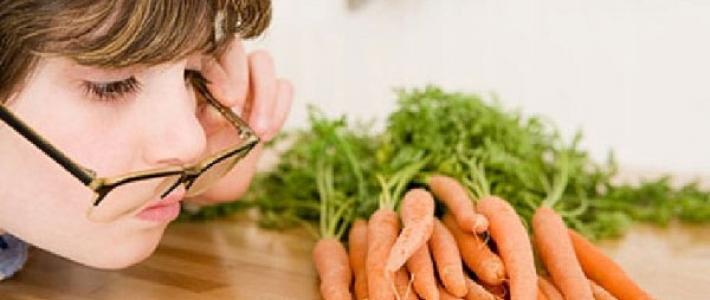 Правильное питание полезно и для глаз