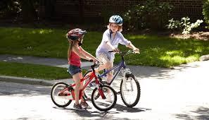 Как выбрать велосипед ребёнку