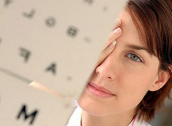 Как проверить зрение самому