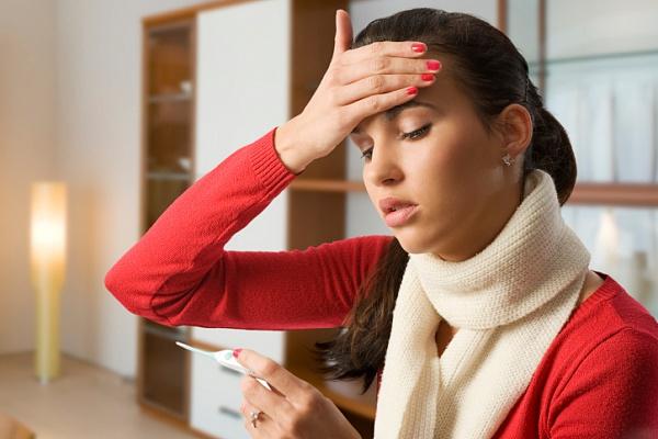 Как справиться с первыми признаками простудного заболевания