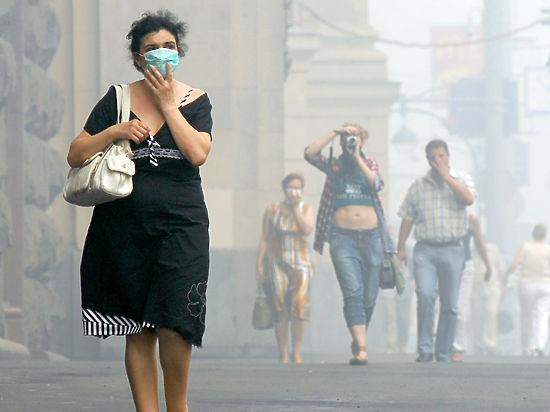 Грязный воздух приводит к раку легких