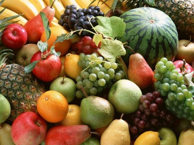 Рак отступает перед овощами и фруктами