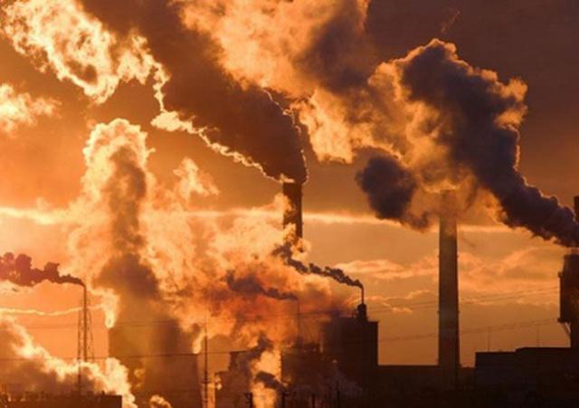 Загрязнение воздуха вызывает рак легких