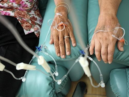 Химиотерапия может ухудшить качество жизни смертельно больных людей