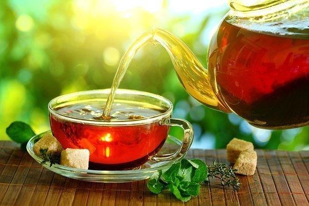 Чай. Особенности и возникновение полезного напитка