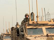 Военная служба на Ближнем Востоке провоцирует появление рака кожи