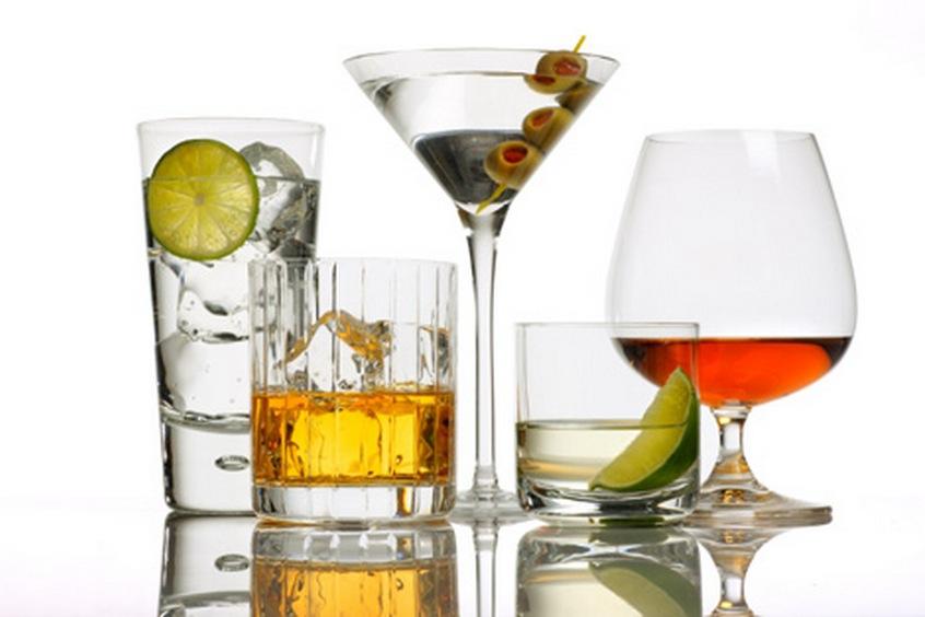 Вероятность возникновения рака связана с алкоголем