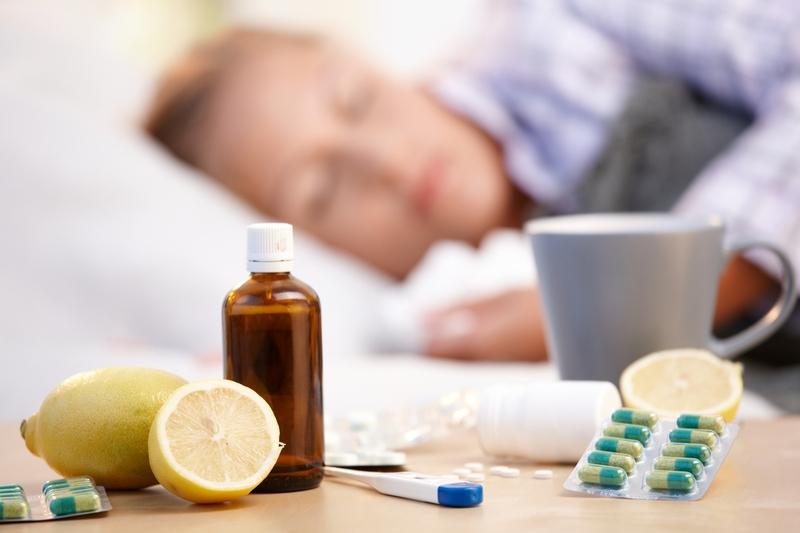 Что нужно делать в первый день простуды