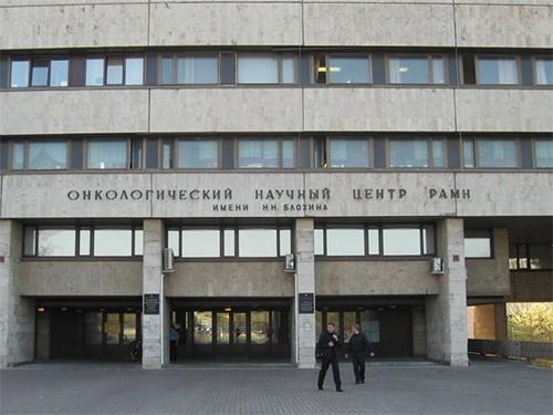 Хирург онкоцентра им. Блохина задержан при получении денег за бесплатную операцию
