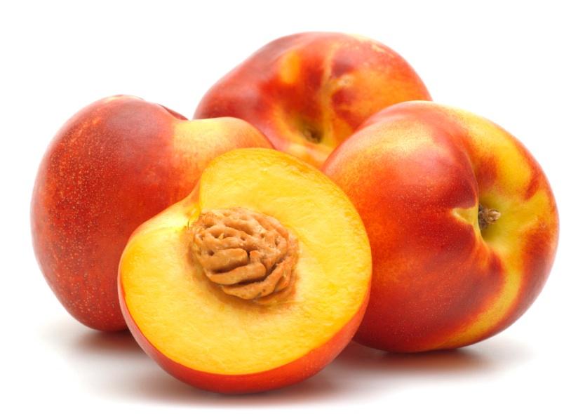 Три персика в день поможет победить рак молочной железы