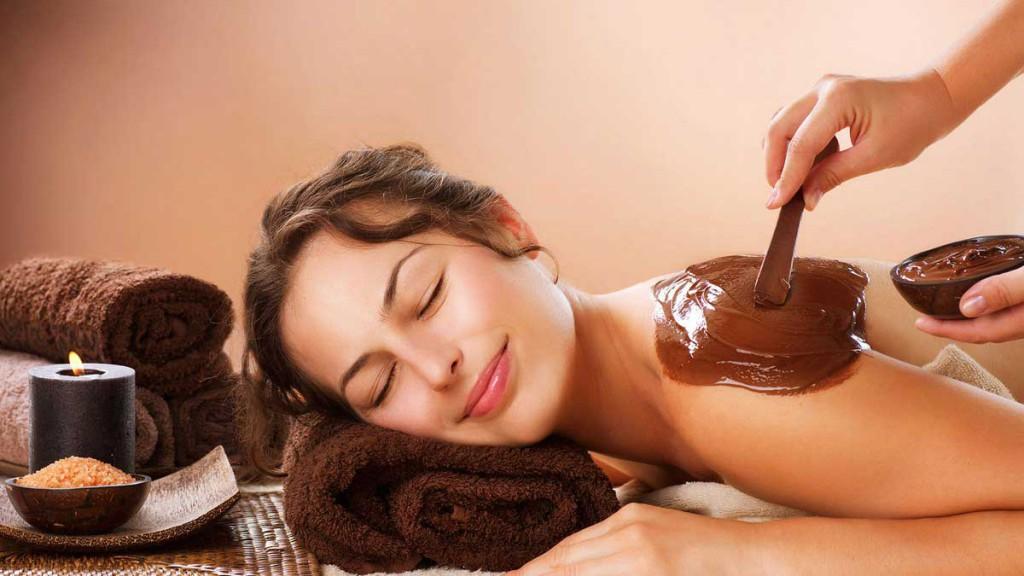 Шоколадное ассорти в косметологии