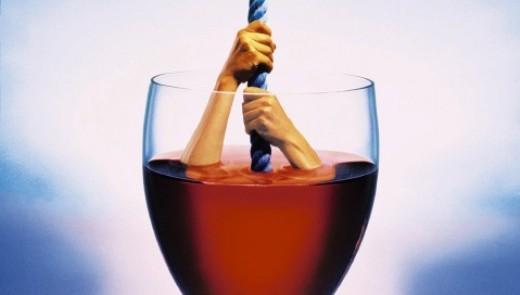 Что такое алкогольный бред?
