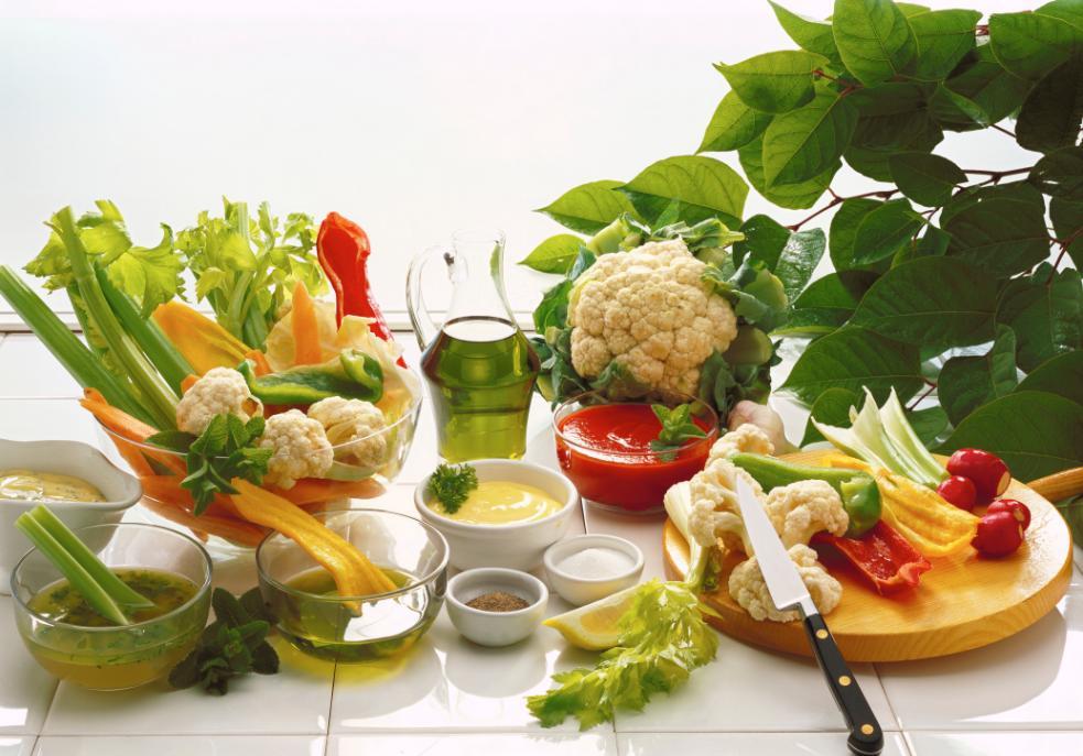 Вегетарианская диета снижает риск развития рака