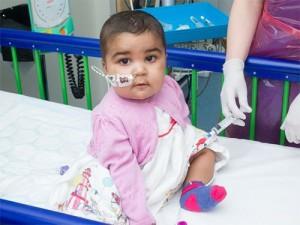 Генетически модифицированные клетки спасли жизнь девочке с лейкемией