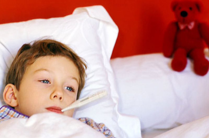 Осложнения от туберкулеза у детей