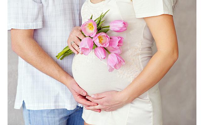 Беременность первая, вторая, третья и четвертая недели