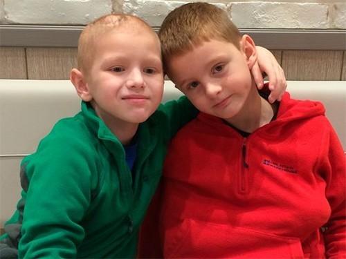 У шестилетнего мальчика диагностирована редкая опухоль мозга