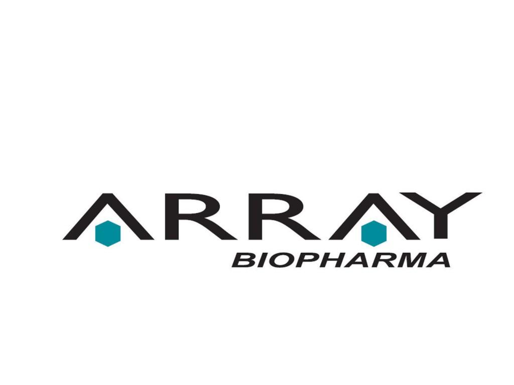 Array BioPharma опубликовала убедительные результаты КИ нового противоопухолевого препарата