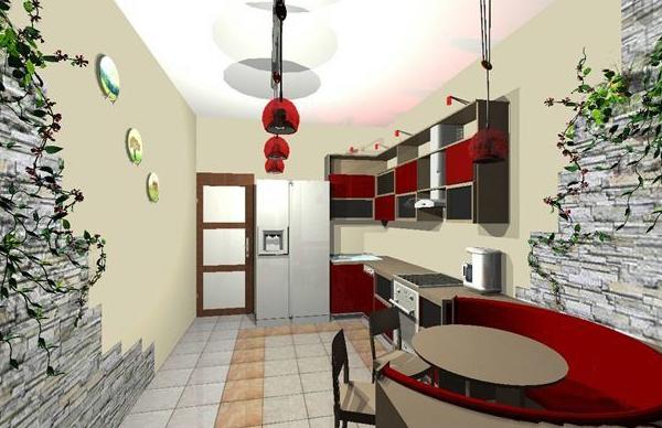 Создание уютной кухни
