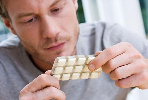Антиникотиновые таблетки и жвачки могут вызвать рак полости рта