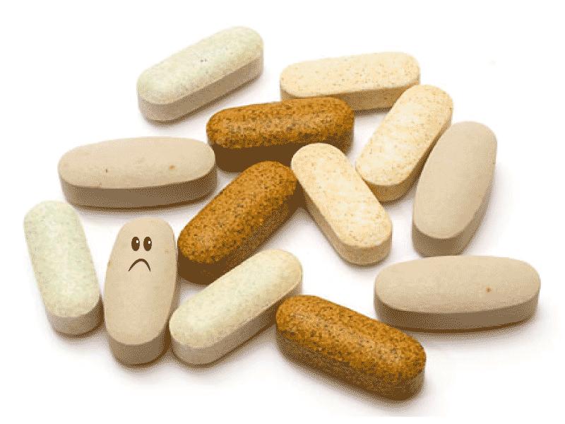 Поливитамины помогут предотвратить рак