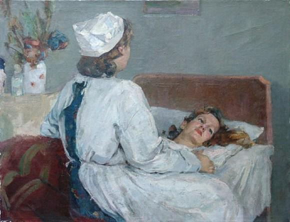 Самостоятельный уход за лежачим больным