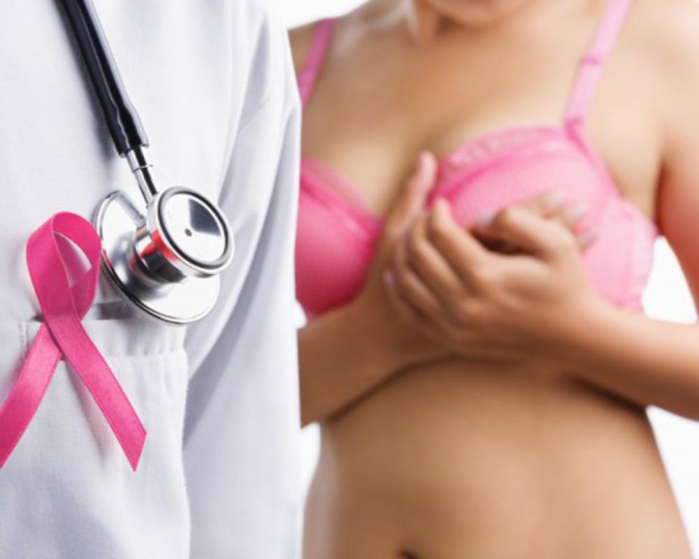 Рак груди стал частым у молодых женщин