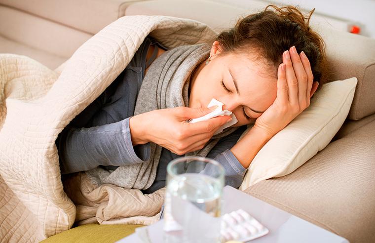 Причины понижения иммунитета