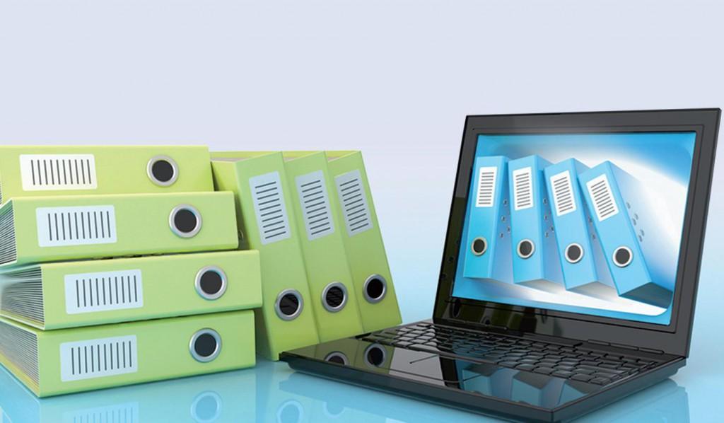 Электронный помощник для оборота документов на предприятии