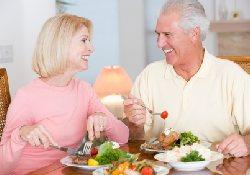 Отказ от жирной пищи помогает пожилым женщинам уберечься от рака груди