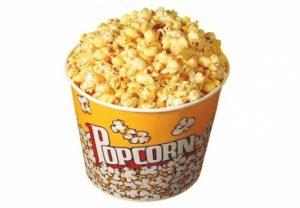Попкорн может вызвать рак легких