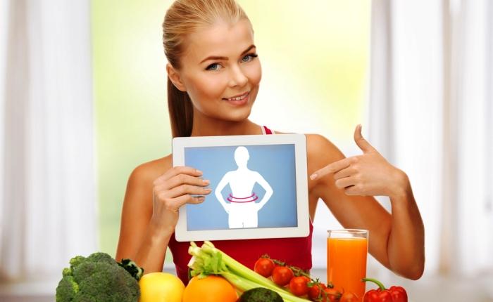 Чистка кишечника при помощи диеты