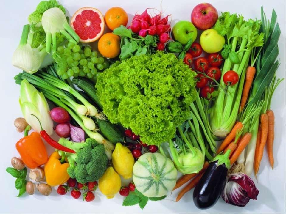 Фруктово-овощная диета предупредит развитие рака легкого