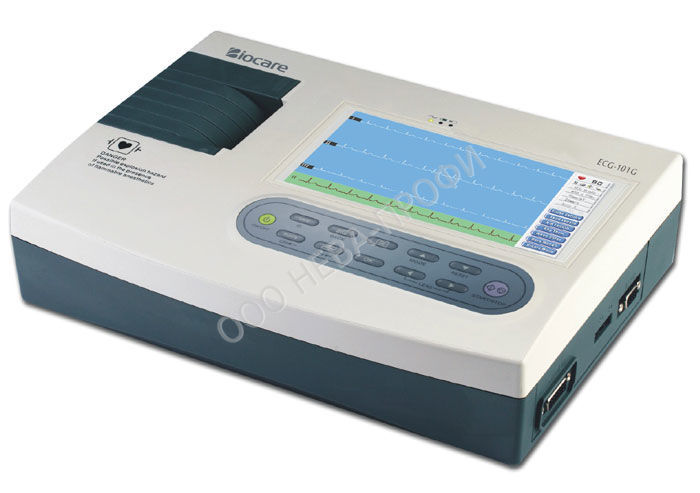 Электрокардиограф. Режимы и применение