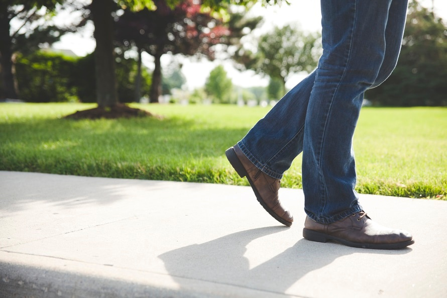 Быстрая ходьба помогает улучшить состояние при лечении рака простаты