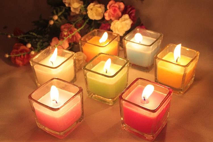 Ароматические свечи могут вызвать рак