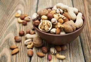 Орехи снижают смертность от рака простаты