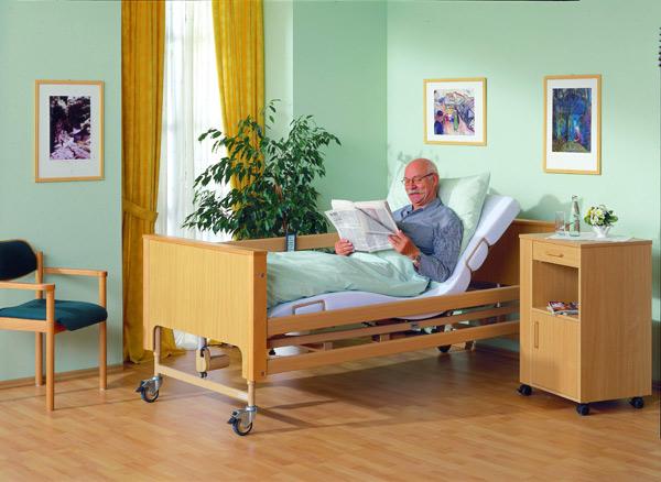 Особенности выбора медицинских кроватей