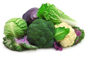 Крестоцветные овощи обладают противораковыми свойствами