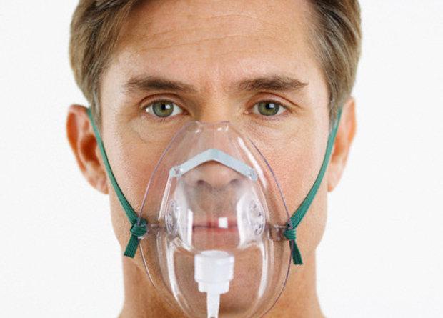 Вдыхание кислорода приводит к раку легких
