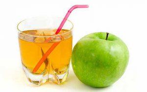 Яблочный сок защищает от рака пищеварительной системы