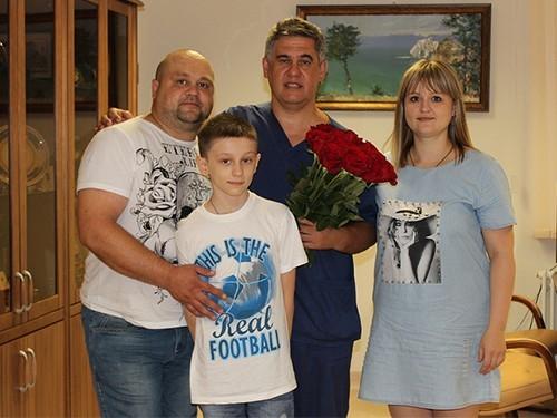 В Тюмени спасли 12-летнего самарца после инсульта, вызванного опухолью мозга