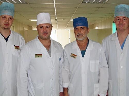 Ростовские хирурги удалили опухоль, весящую 20 кг