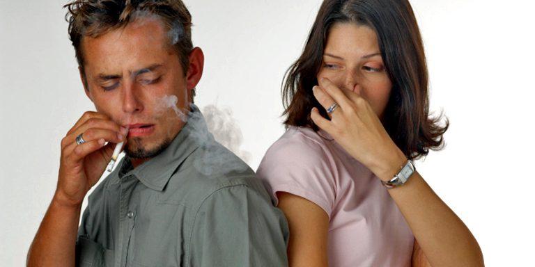 Пассивное курение может привести к раку мочевого пузыря