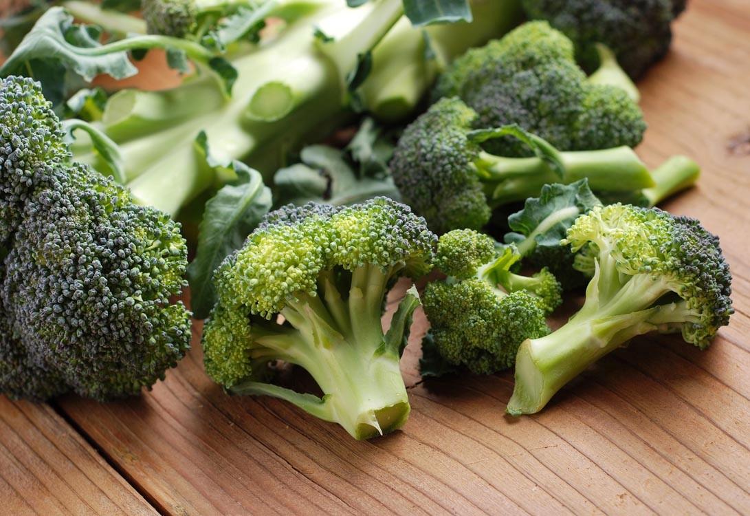 Новый сорт брокколи помогает защищать от рака