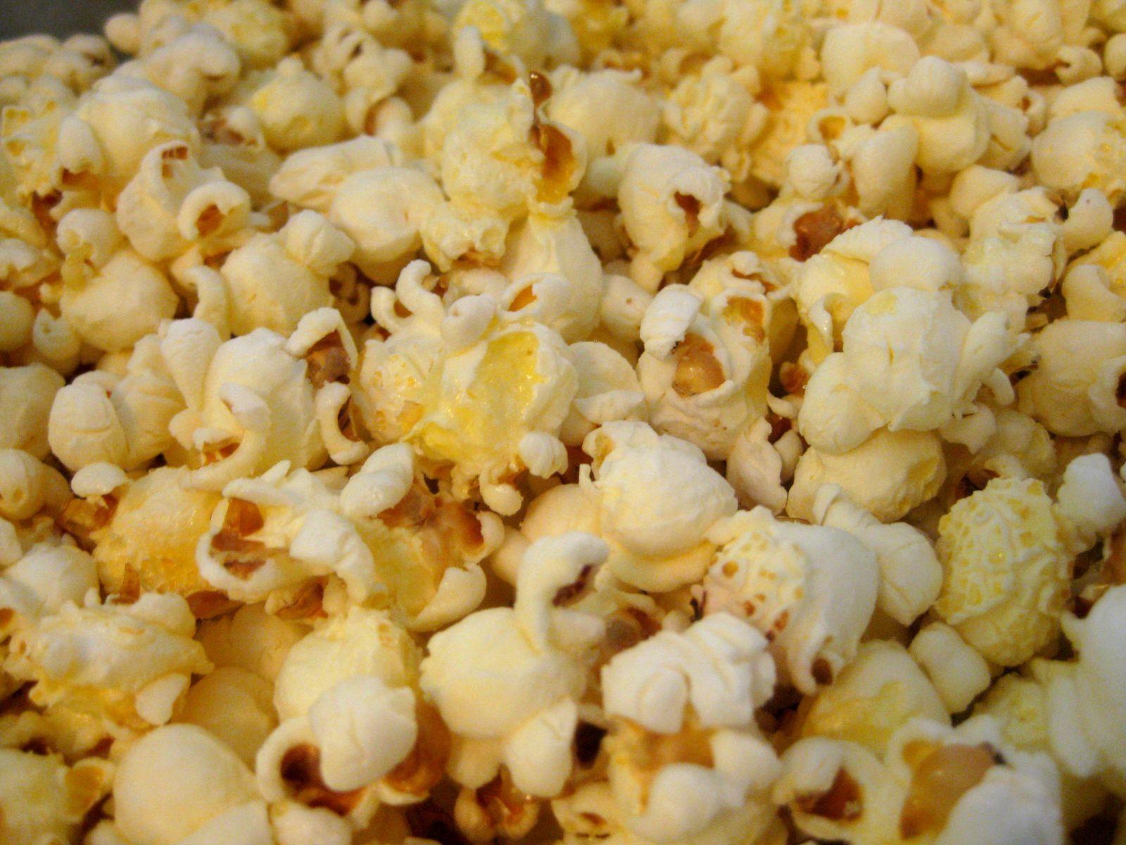 Ежедневное употребление попкорна может привести к раку легкого