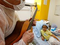 Музыкальная терапия способна изменить самочувствие раковых пациентов
